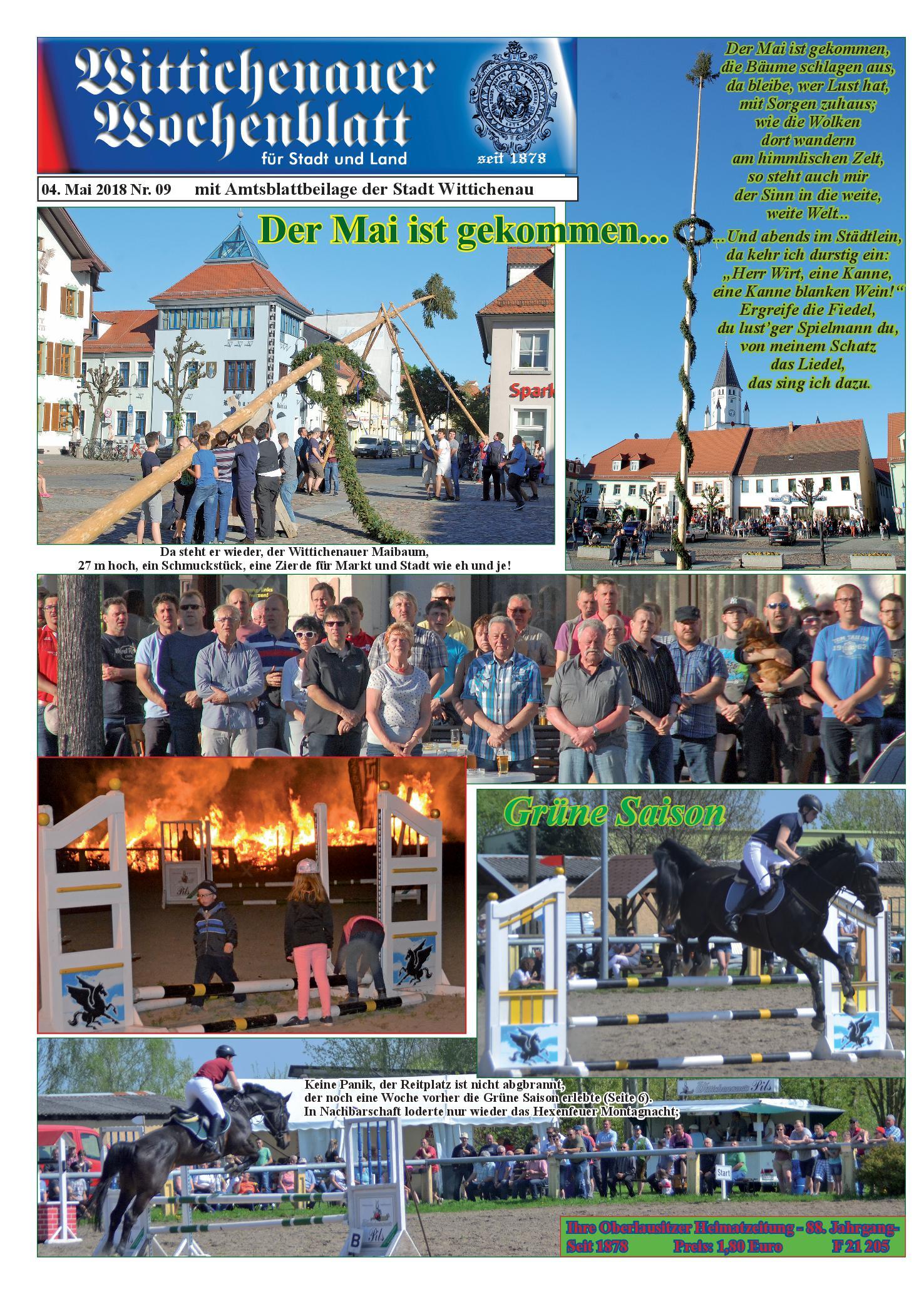 Wochenblatt Nr. 9 - 2018