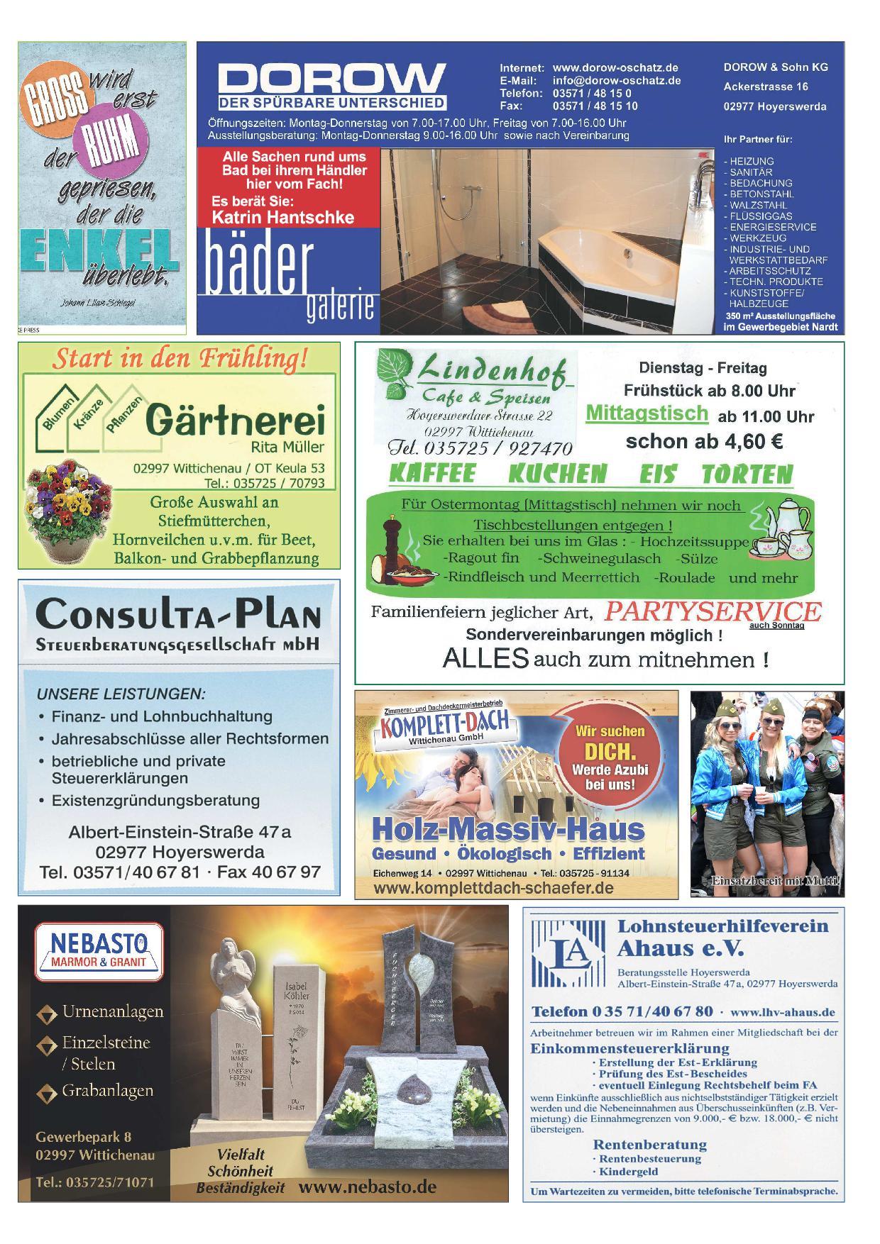 Wochenblatt Nr. 6 - 2019