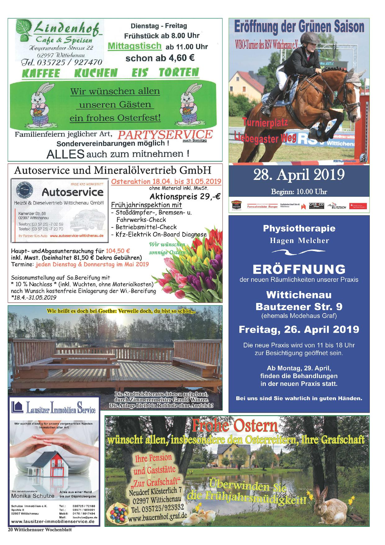 Wochenblatt Nr. 8 - 2019