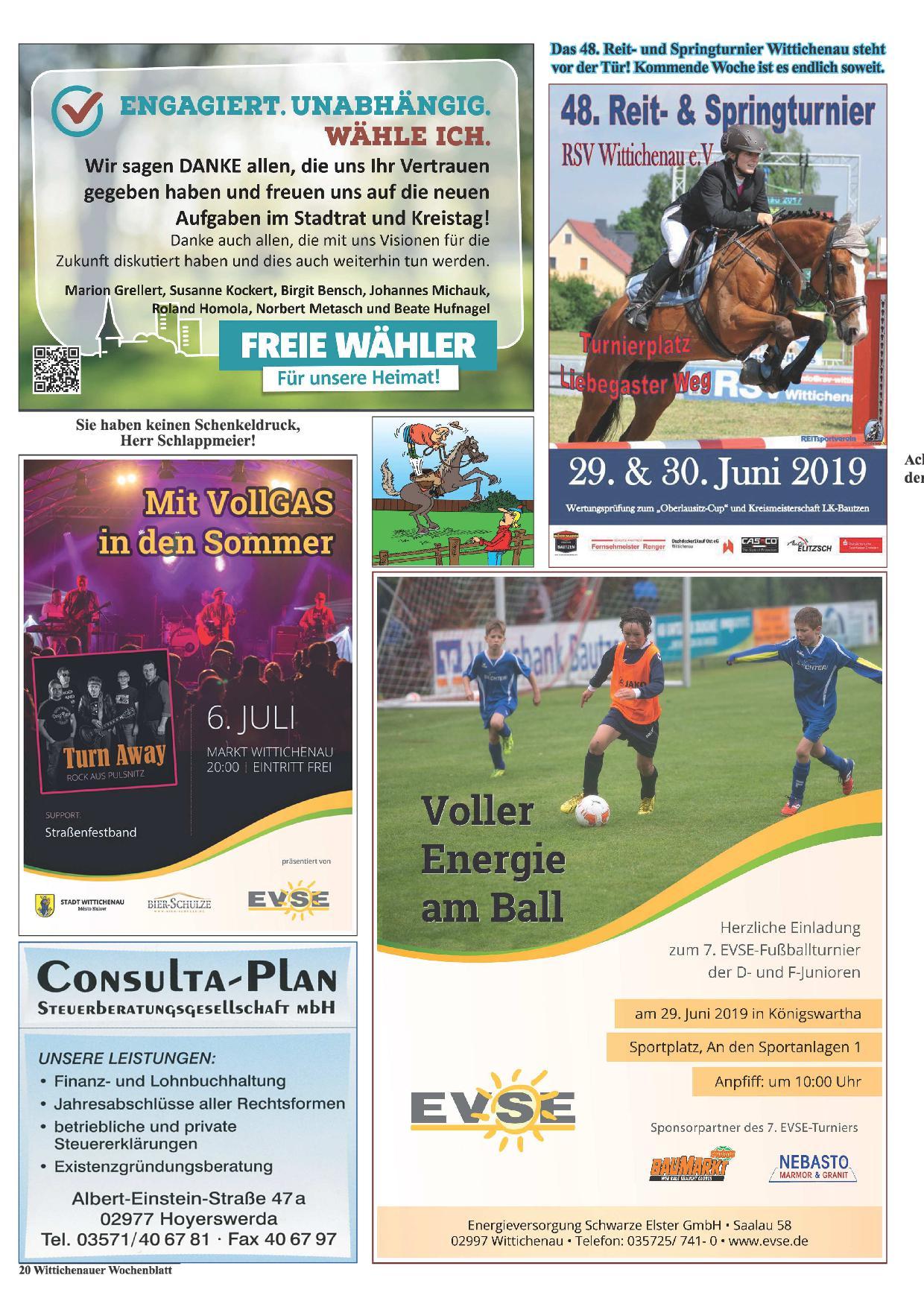 Wochenblatt Nr. 12 - 2019