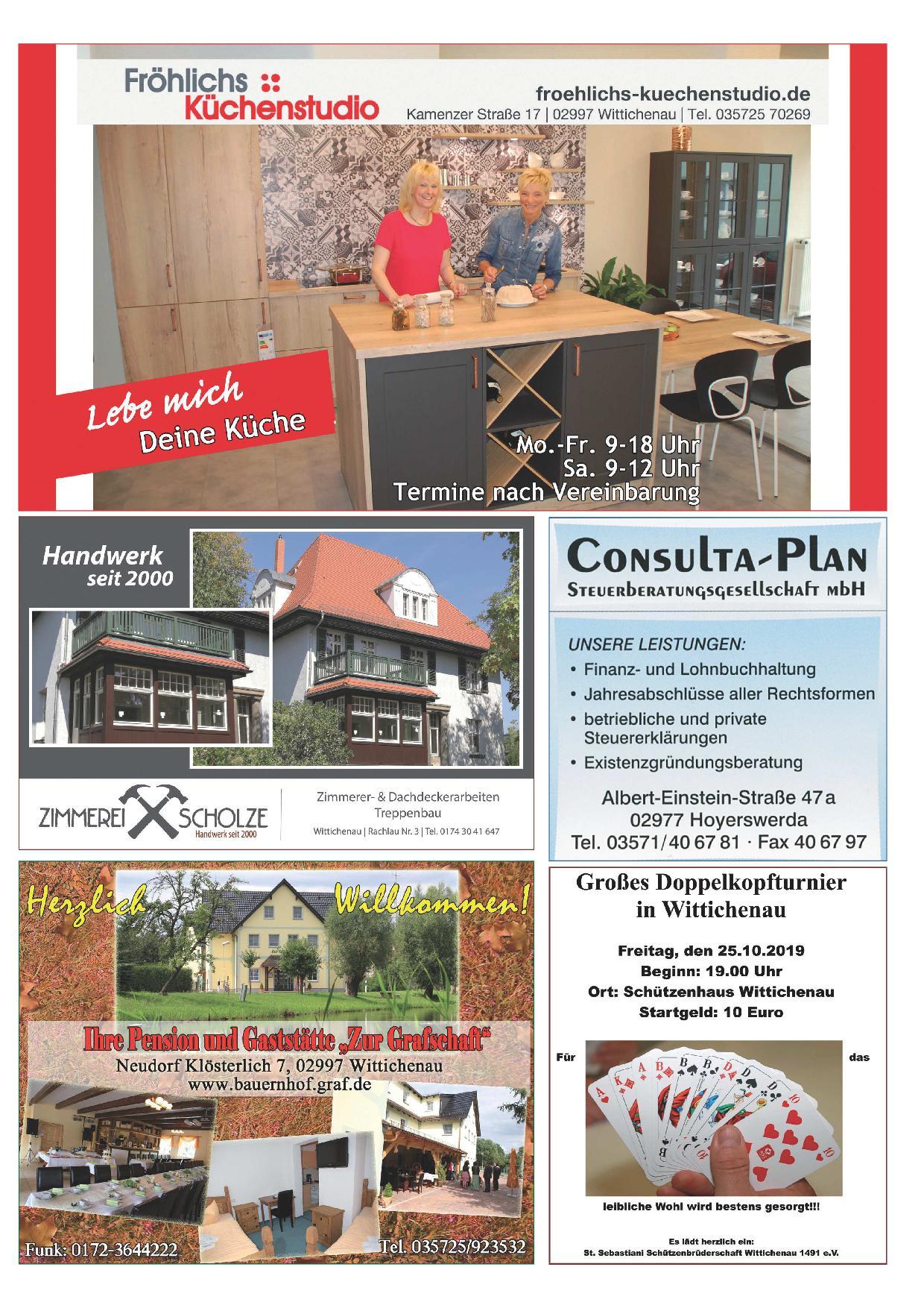 Wochenblatt Nr. 21 - 2019