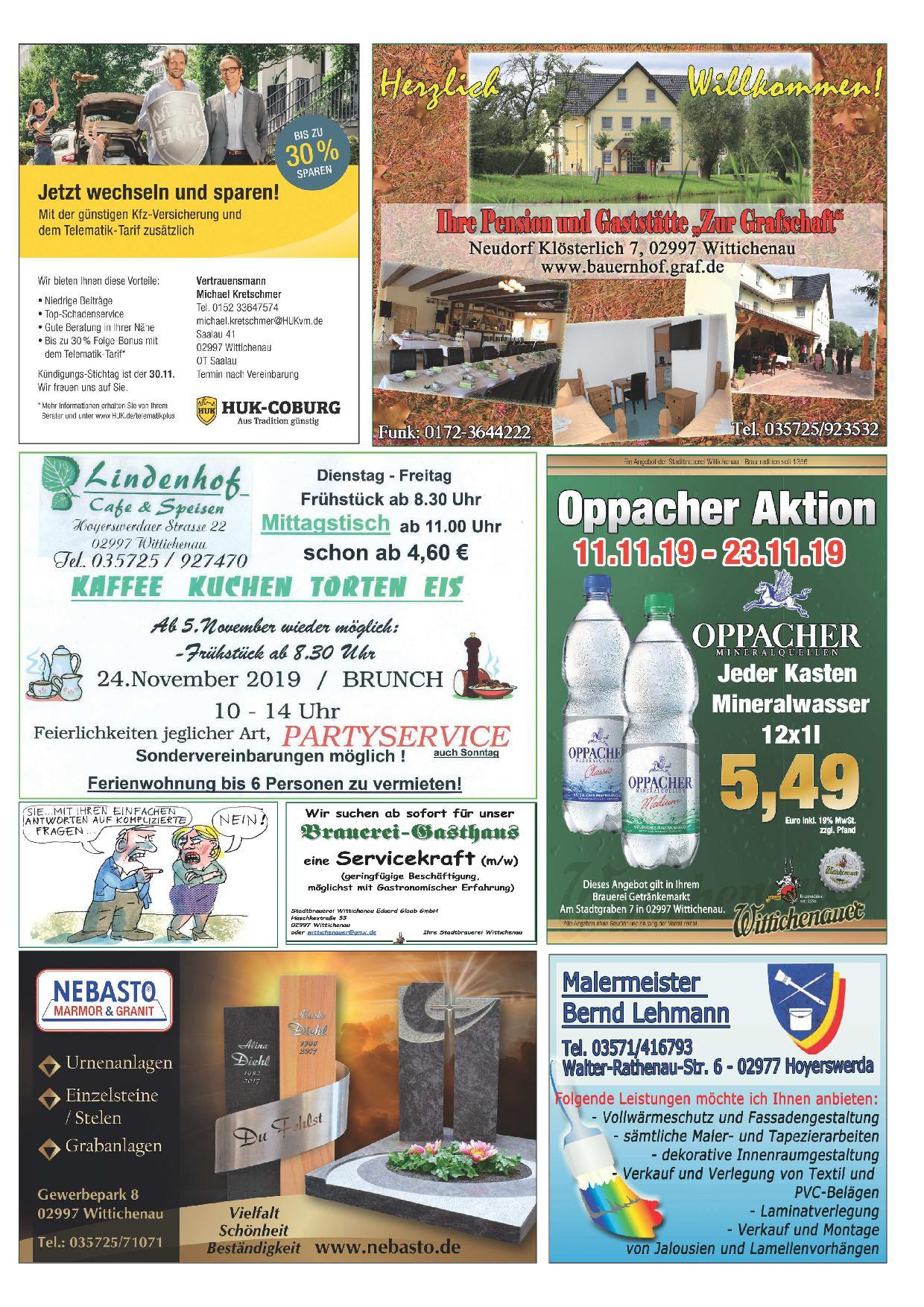 Wochenblatt Nr. 22 - 2019