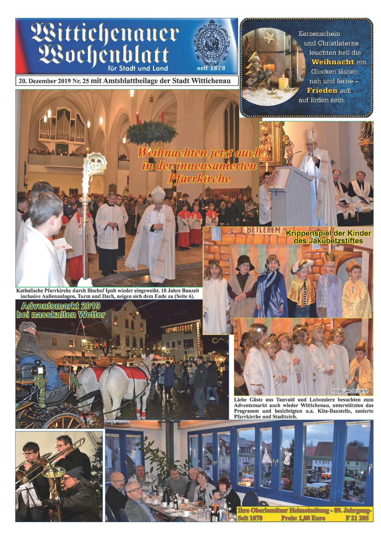 Wochenblatt Nr. 25 - 2019