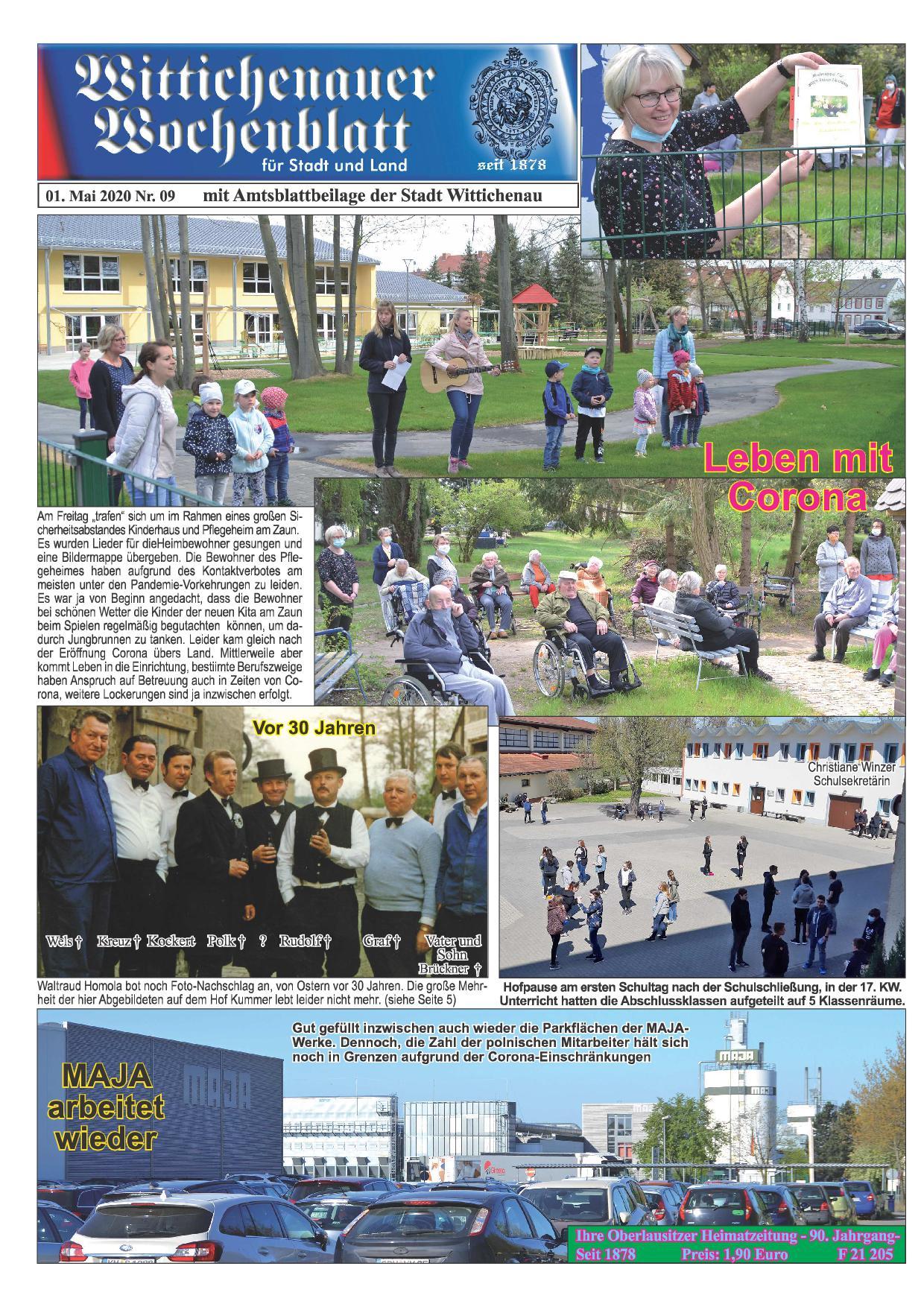 Wochenblatt Nr. 9 - 2020