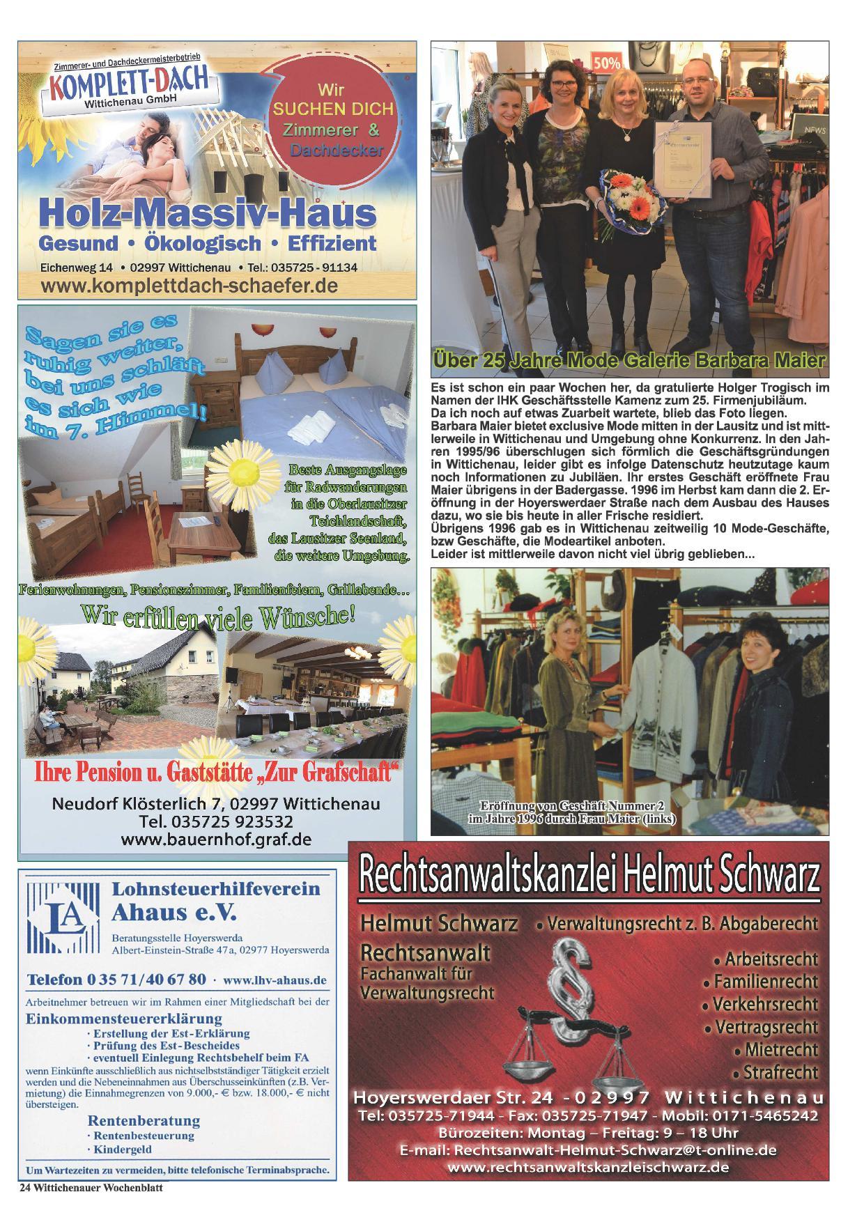 Wochenblatt Nr. 14 - 2020