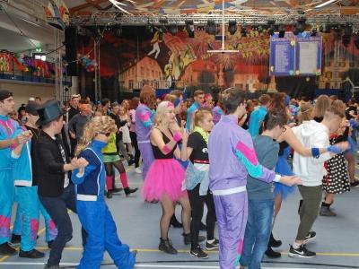 Oberschule Wittichenau Schulfasching_2