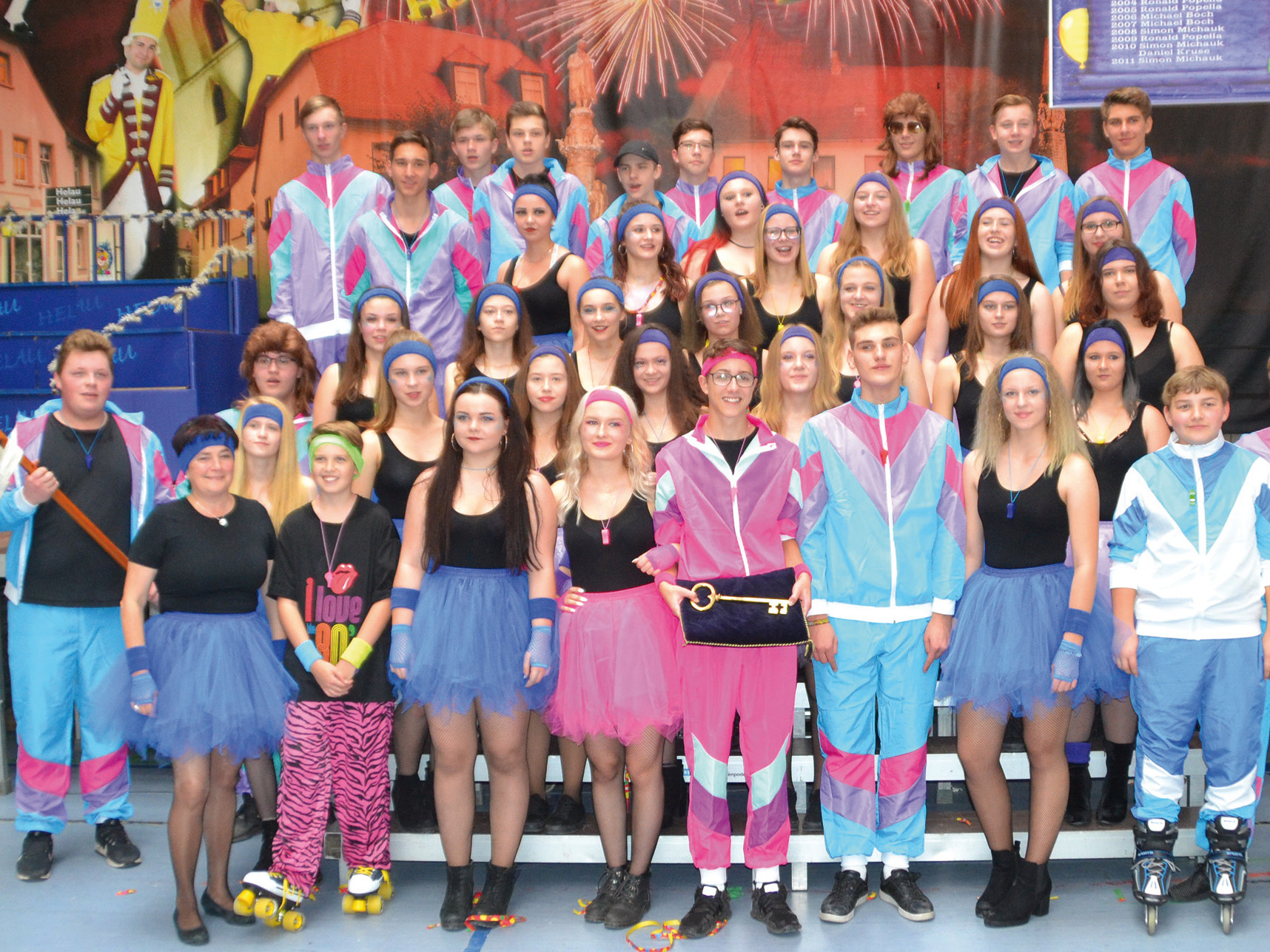 Oberschule Wittichenau Schulfasching_3